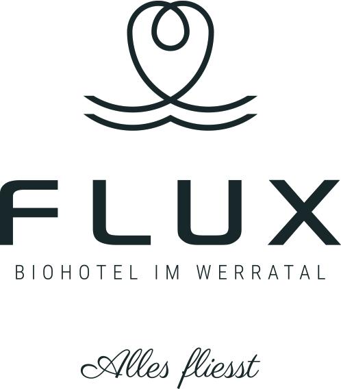 Logo_mit_Claim_4c_einfarbig Flux